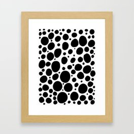 Spot envy Framed Art Print