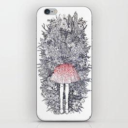 Anthophobia iPhone Skin
