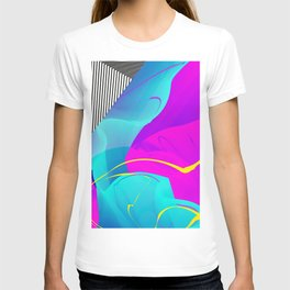 It's Imagination. Breaking Through. Rising Strong T-shirt