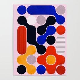 Mid-century no5 Poster