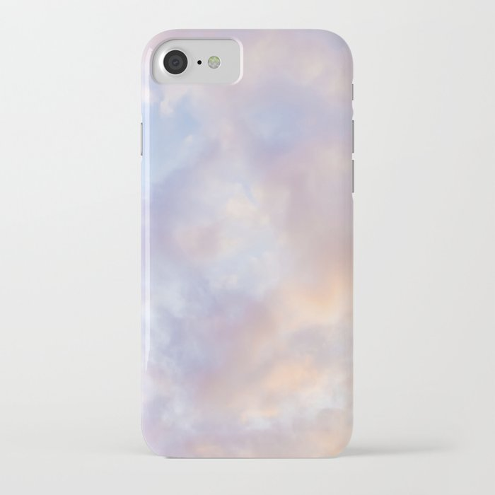 Pink sky / Photo of heavenly sky iPhone Case