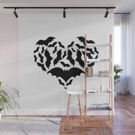 Batty Love Wall Mural