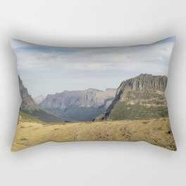 From Logan Pass Rectangular Pillow