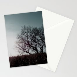 Single Tree Stationery Cards