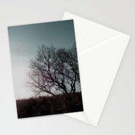 Single Tree Stationery Cards