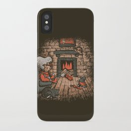 A Hard Winter iPhone Case