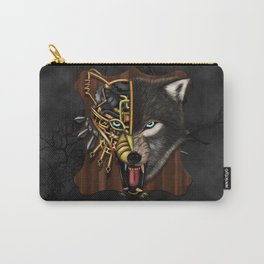 Mechanical Monsters revisited: Wolf Carry-All Pouch