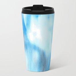 Abstract #43 Travel Mug