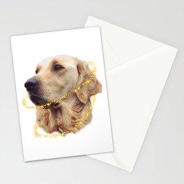 Angelic Doggo Stationery Cards
