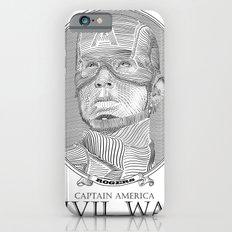 Civil War #1 iPhone 6s Slim Case
