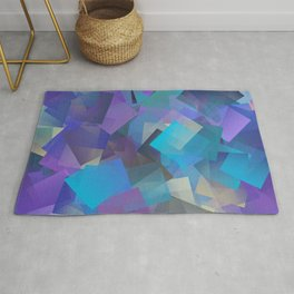 Cubism Abstract 203 Rug