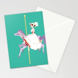 Practically Perfect In Every Way Stationery Cards