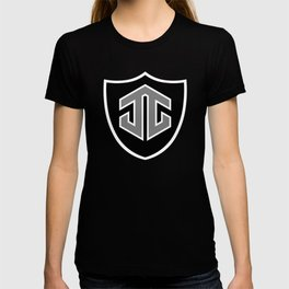 Josh Jacobs JJ Emblem With Shield T-shirt