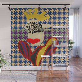 QUEEN OF STYLE Wall Mural