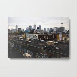 Kensington Market - Toronto Metal Print