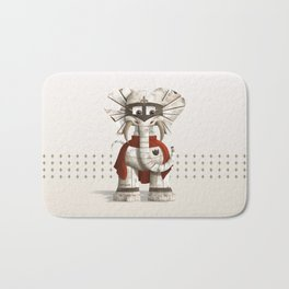 Loyolo - The Loyal Elephant Bath Mat