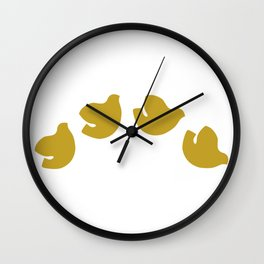 Spands 2 Wall Clock