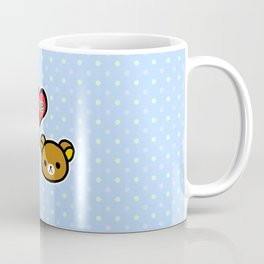Bear Love Coffee Mug