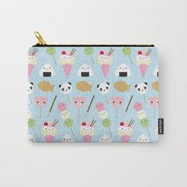 Japanese Kawaii Snacks Carry-All Pouch