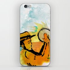 el plenero iPhone & iPod Skin