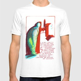 MECCANICA CELESTE T-shirt
