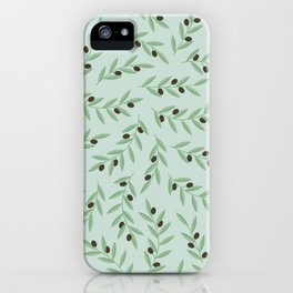 I left my heart in the Aegean iPhone Case