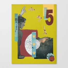 The Zealot Canvas Print
