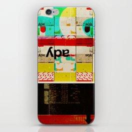 « varia » iPhone Skin