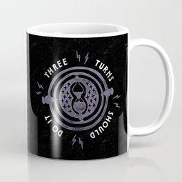 Three Turns Coffee Mug