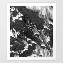 Breath 2 Art Print