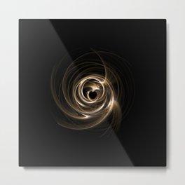 Abstract 17 001d Metal Print