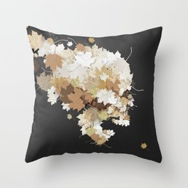 The Fall Throw Pillow