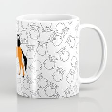 Owl Unicorn Mug