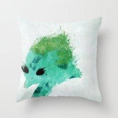 #001 Throw Pillow