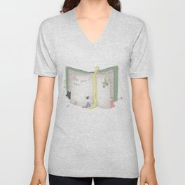 Once Upon a Time Unisex V-Neck
