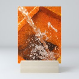 Ferrous water Mini Art Print