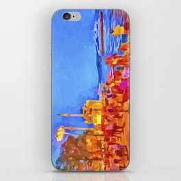 Istanbul Pop Art iPhone Skin