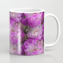 Plenty of peony tulips Coffee Mug