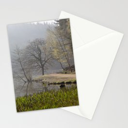 Misty Pike Stationery Cards