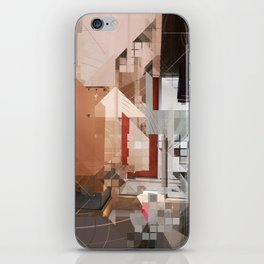 Ruins Of The Western World iPhone Skin
