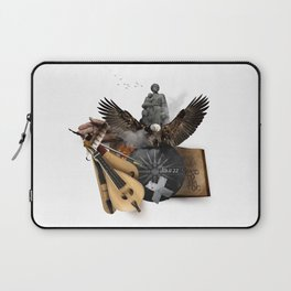 19 // 22 (Totem of the Eagle) Laptop Sleeve