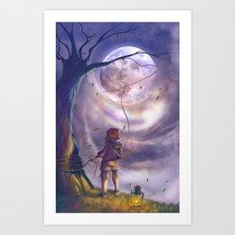 Another dream Art Print
