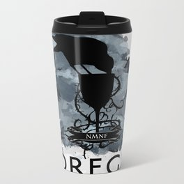 Six of Crows - The Dregs Metal Travel Mug