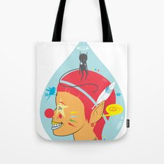 PRETENDED TO BE Tote Bag
