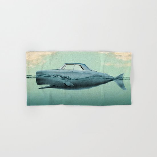 the Buick of the sea 02 Hand & Bath Towel