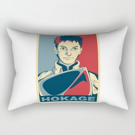 Naruto - Hokage Rectangular Pillow