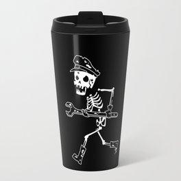 Miss Peregrine skeleton 2 Travel Mug