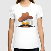 beer T-shirts featuring Beer by stewask8