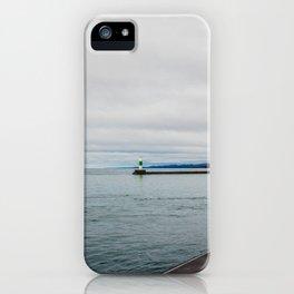 Artist Point Trail, Grand Marais, Minnesota 8 iPhone Case