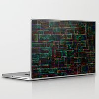 matrix Laptop & iPad Skins featuring Matrix by Jacqueline Maldonado